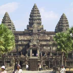 Angkor Wat is listed (or ranked) 20 on the list Historical Landmarks to See Before You Die
