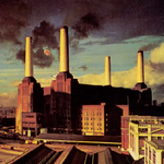 Animals is listed (or ranked) 3 on the list The Best Pink Floyd Albums of All Time