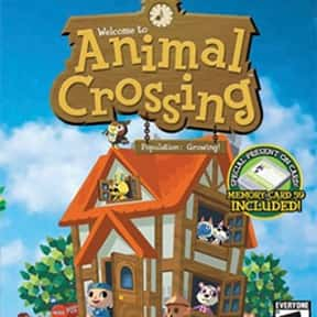 Animal Crossing is listed (or ranked) 19 on the list The Best Nintendo 64 RPGs