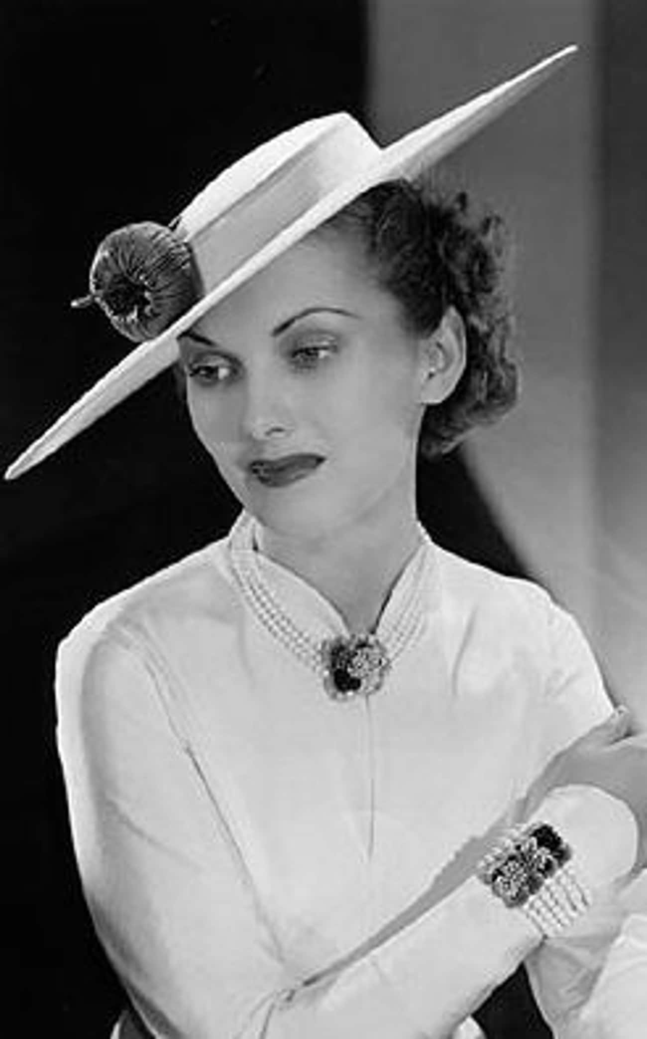 Anita Colby is listed (or ranked) 1 on the list Women Who Clark Gable Has Dated