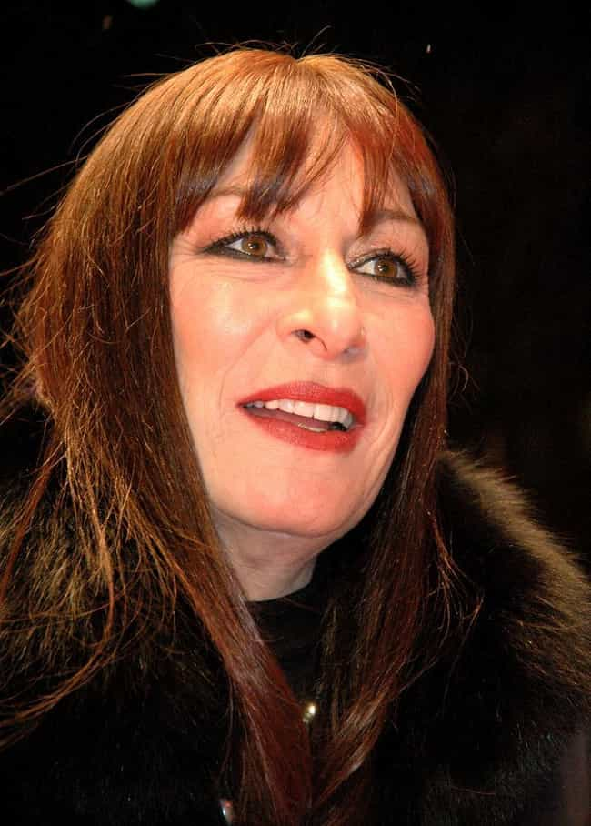 Anjelica Huston is listed (or ranked) 3 on the list Famous People Born in 1951