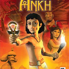 Ankh is listed (or ranked) 1 on the list Games Made With the OGRE Engine