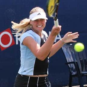 Anna-Lena Grönefeld is listed (or ranked) 20 on the list The Best Women's Tennis Serves of All Time