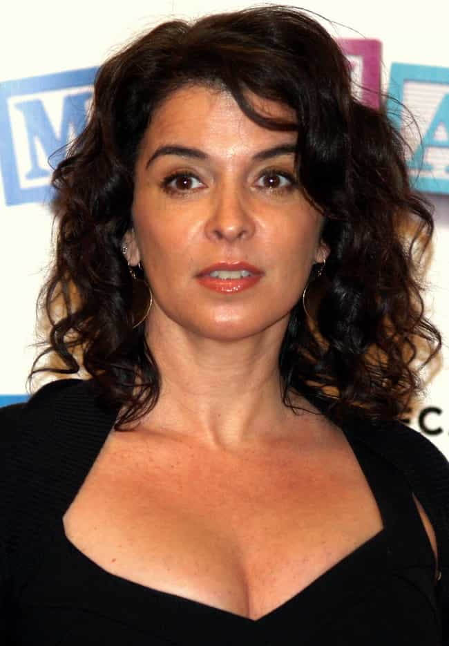 Annabella Sciorra is listed (or ranked) 1 on the list Celebrities Who Wear Prada