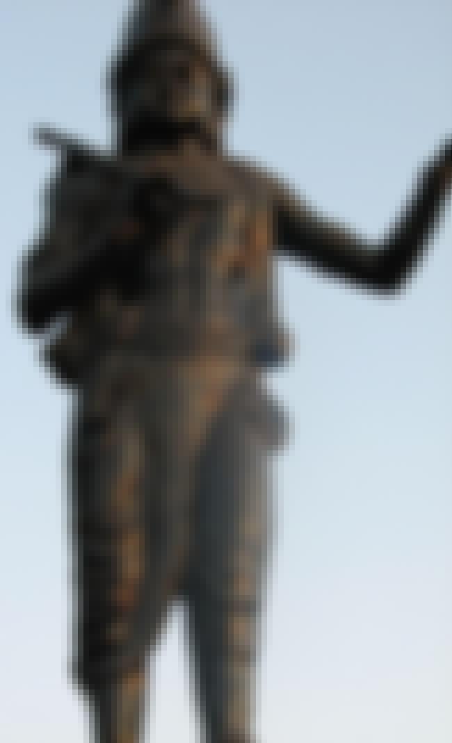 Annamacharya is listed (or ranked) 8 on the list List of Famous Saints