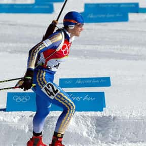 Anna Carin Zidek is listed (or ranked) 11 on the list Famous Female Athletes from Sweden