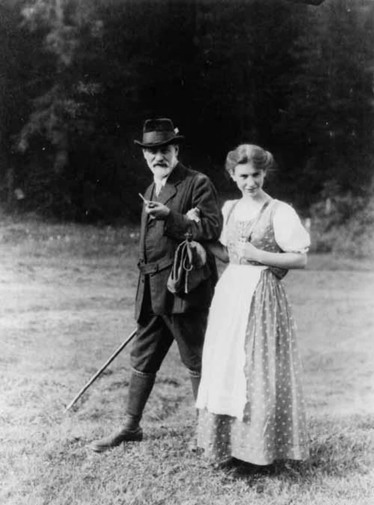 Anna Freud is listed (or ranked) 2 on the list Famous Psychologists from Austria