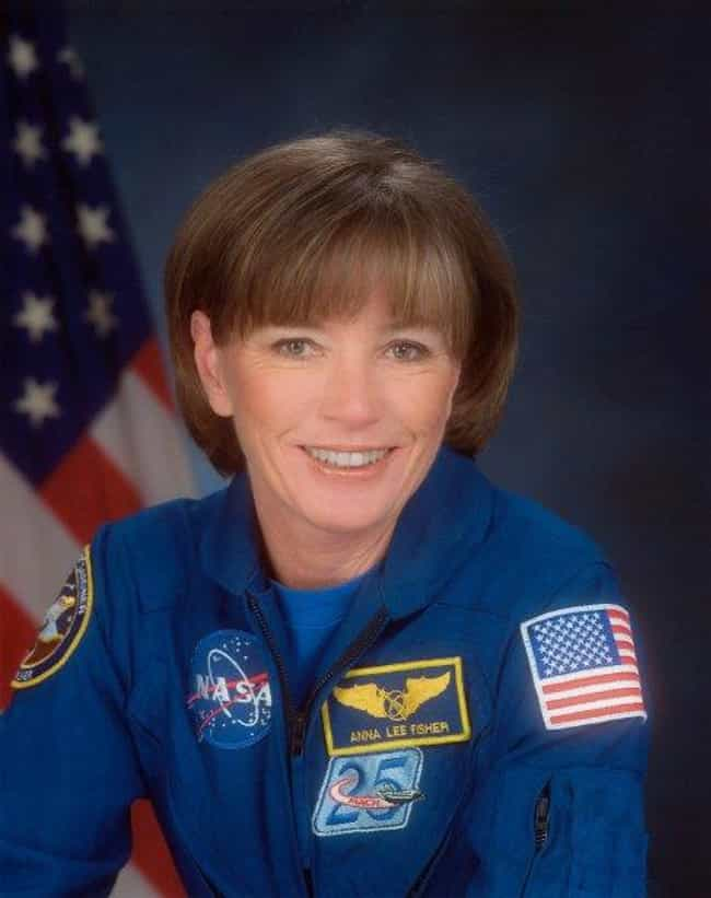 Anna Lee Fisher is listed (or ranked) 40 on the list Famous Female Astronauts
