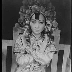 Anna May Wong is listed (or ranked) 3 on the list Famous People Buried at Angelus-Rosedale Cemetery