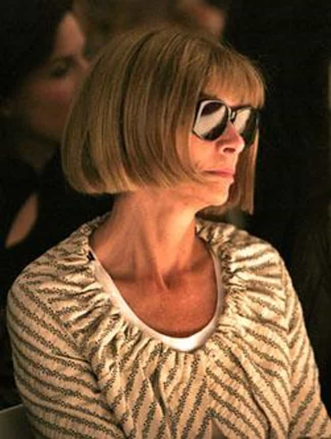 Anna Wintour is listed (or ranked) 4 on the list Celebrities Who Have Met With Donald Trump Since He Was Elected
