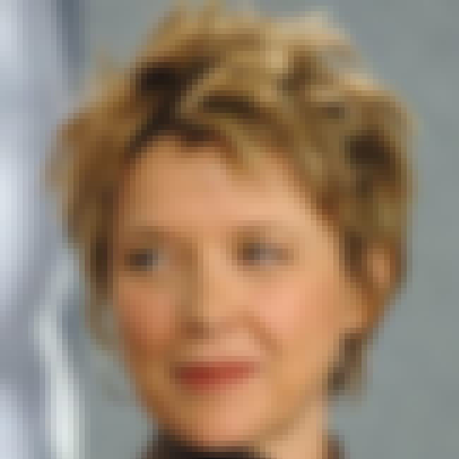 Annette Bening is listed (or ranked) 2 on the list Famous People Born in 1958