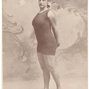 Annette Kellerman is listed (or ranked) 14 on the list List of Famous Silent Film Actresses