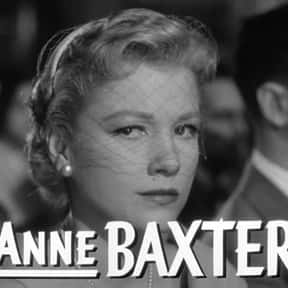 Anne Baxter is listed (or ranked) 2 on the list Nero Wolfe Cast List