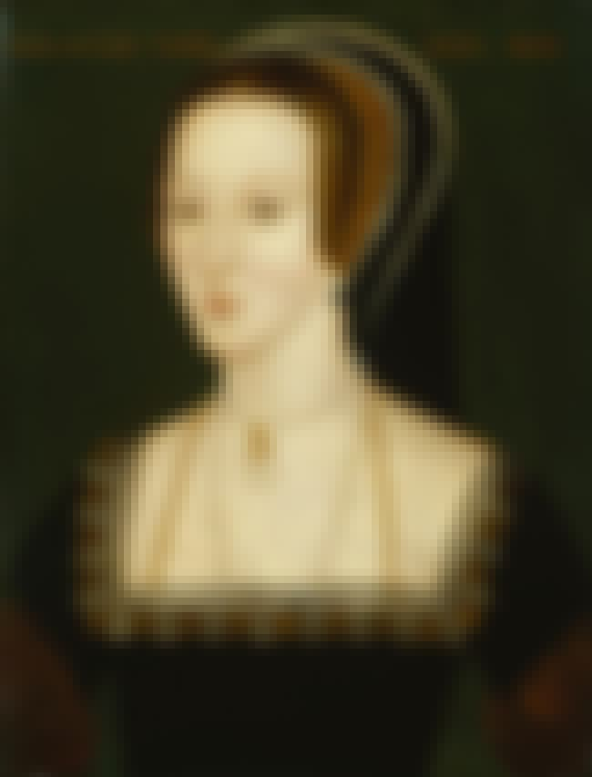 Anne Boleyn is listed (or ranked) 2 on the list Famous People Buried in St Peter Ad Vincula