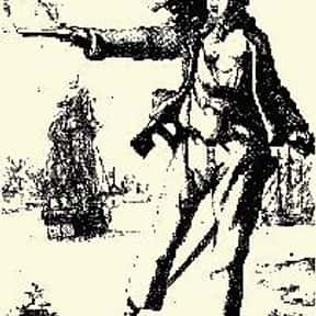 Anne Bonny is listed (or ranked) 8 on the list List of Famous Pirates