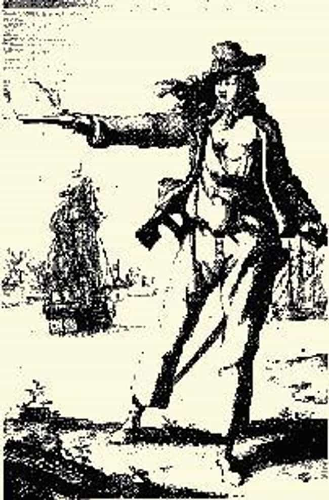 Anne Bonny is listed (or ranked) 1 on the list Famous Female Pirates