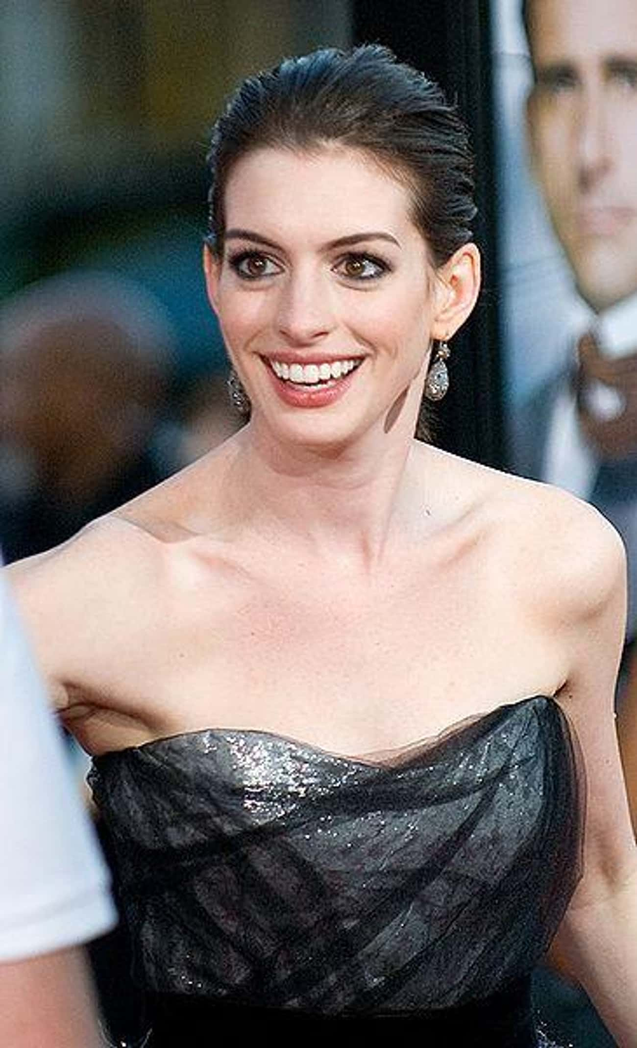 Anne Hathaway is listed (or ranked) 1 on the list Famous Women with the Best Pairs of Lips