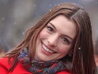 Anne Hathaway is listed (or ranked) 1 on the list Oscar Loser Faces, Ranked