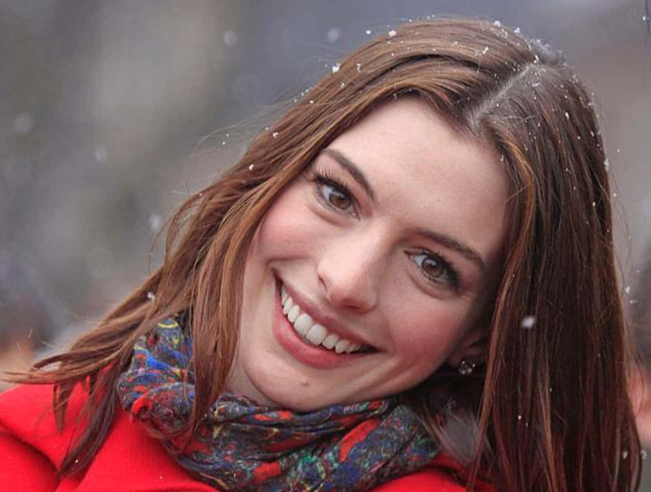 Anne Hathaway is listed (or ranked) 1 on the list Who Is America's Sweetheart in 2019?