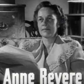 Anne Revere is listed (or ranked) 6 on the list All Academy Award for Best Supporting Actress Winners