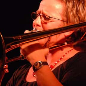 Annie Whitehead is listed (or ranked) 4 on the list Famous Jazz Trombonists