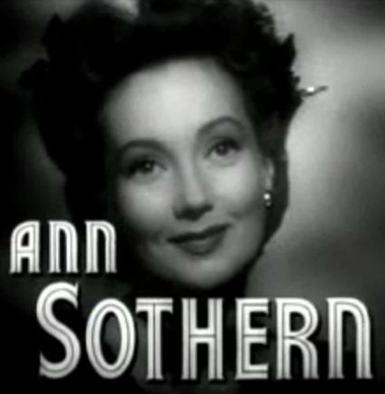 Ann Sothern is listed (or ranked) 2 on the list Women Who Clark Gable Has Dated