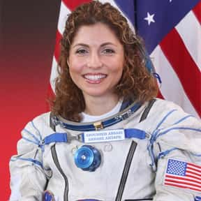 Anousheh Ansari is listed (or ranked) 15 on the list Famous Iranian Americans
