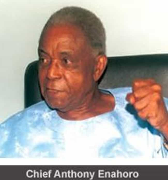 Anthony Enahoro is listed (or ranked) 1 on the list Famous Journalists from Nigeria