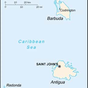 Antigua and Barbuda is listed (or ranked) 2 on the list East Caribbean Dollar - Nations Using This Currency