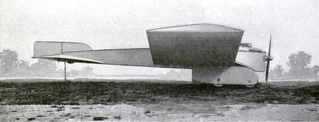 Antoinette military monoplane is listed (or ranked) 3 on the list Antoinette Airplanes and Aircrafts