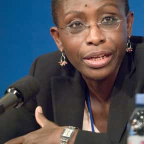 Antoinette Sayeh is listed (or ranked) 2 on the list Famous Politicians from Liberia