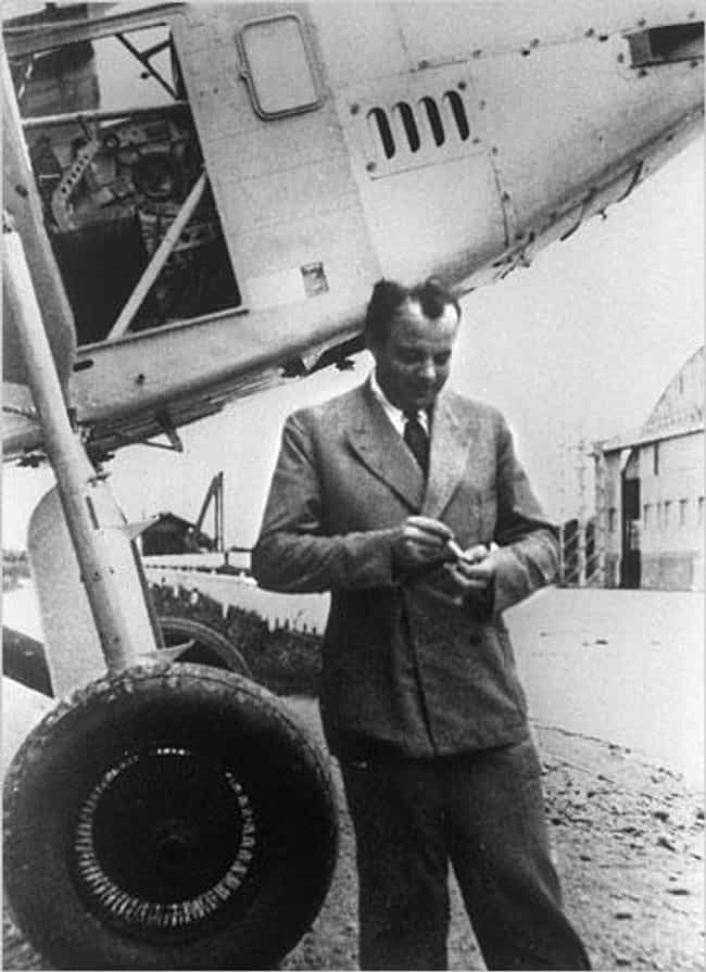 Antoine de Saint-Exupéry is listed (or ranked) 2 on the list Famous Aviators from France