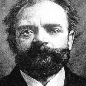 Antonín Dvořák is listed (or ranked) 13 on the list List of Famous Organists