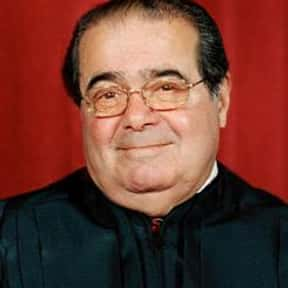 Antonin Scalia is listed (or ranked) 17 on the list All Presidential Medal of Freedom Winners