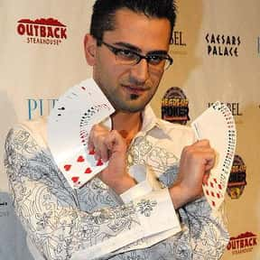 Antonio Esfandiari is listed (or ranked) 22 on the list Famous Iranian Americans