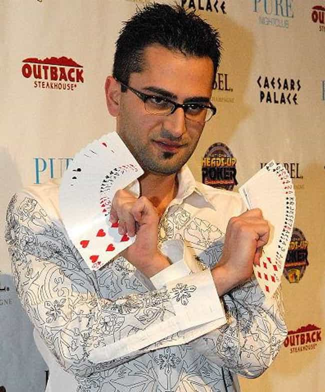 Antonio Esfandiari is listed (or ranked) 1 on the list Richest Poker Players In The World