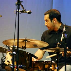 Antonio Sanchez is listed (or ranked) 16 on the list Famous Jazz Drummers