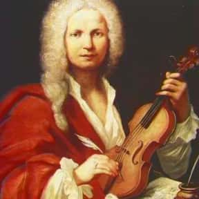 Antonio Vivaldi is listed (or ranked) 13 on the list Famous Bands from Italy