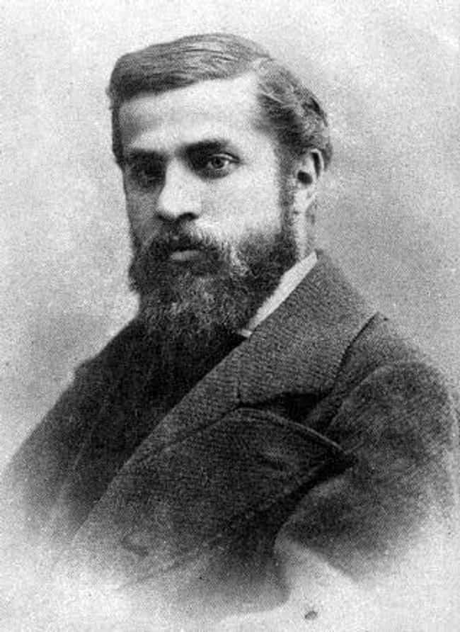 Antoni Gaudí is listed (or ranked) 1 on the list Art Nouveau Architects