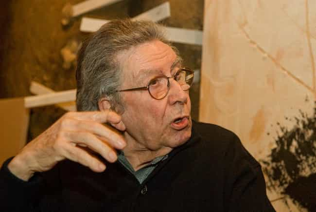 Antoni Tàpies is listed (or ranked) 1 on the list Famous Painters from Spain