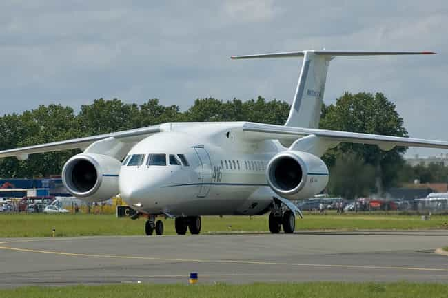 Antonov An-148 is listed (or ranked) 6 on the list List of Antonov Airplanes and Aircrafts
