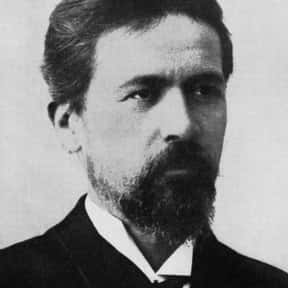 Anton Chekhov is listed (or ranked) 6 on the list The Best Writers of All Time