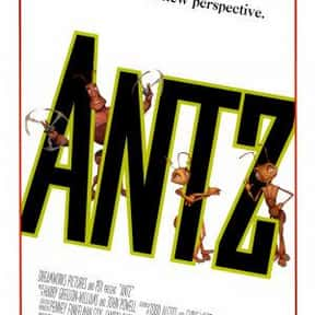 Antz is listed (or ranked) 15 on the list Full Cast of Antz Actors/Actresses