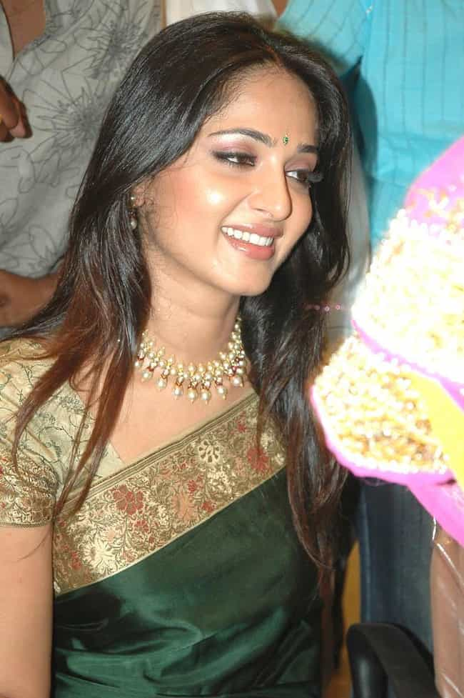 Anushka Shetty is listed (or ranked) 3 on the list Famous Mount Carmel College Bangalore Alumni