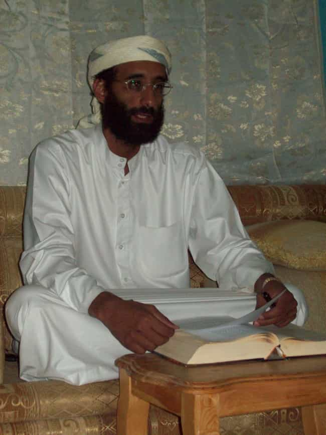 Anwar al-Aulaqi is listed (or ranked) 3 on the list List of Famous Imams