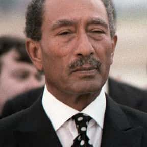 Anwar Sadat is listed (or ranked) 10 on the list Nobel Peace Prize Winners List