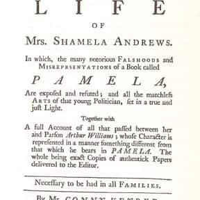 An Apology for the Life of Mrs is listed (or ranked) 18 on the list Famous Satire Books and Novels