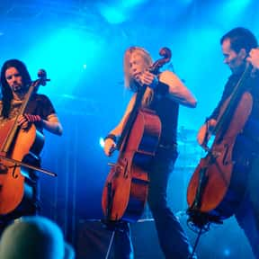 Apocalyptica is listed (or ranked) 17 on the list The Best Heavy Metal Bands Of 2020, Ranked