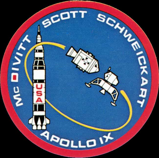 Apollo 9 is listed (or ranked) 4 on the list All 12 Manned Apollo Missions... and What Happened!