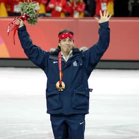 Apolo Ohno is listed (or ranked) 11 on the list Famous Olympic Bronze Medal Winners